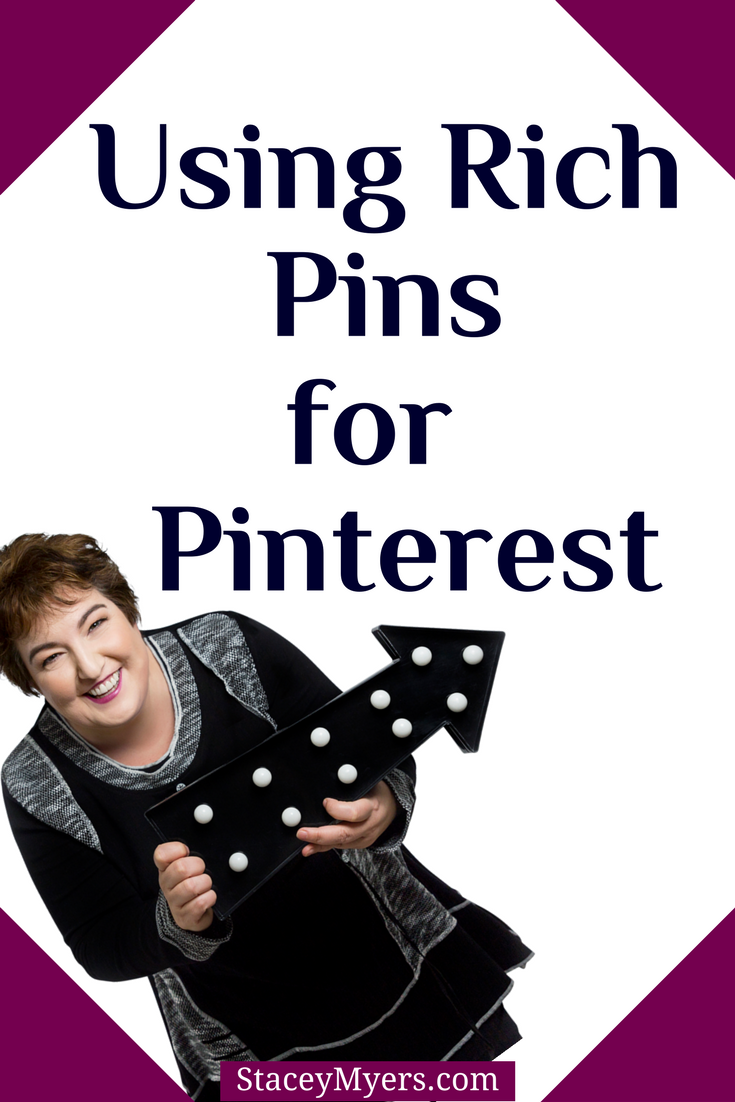How to Set Up Rich Pins on Pinterest - What the heck are rich pins anyway? Well... rich pins add extra detail to the pins from your website.  It is a great way to increase shares and traffic from Pinterest to your website.