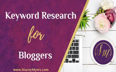 Keyword Research for Bloggers